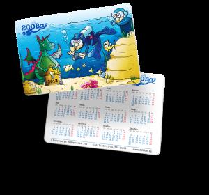 Карманный календарик в самаре полиграФИЯ